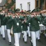 Das Tambourcorps Grün-Weiss Oberkassel